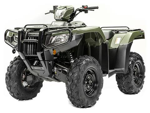 2020 Honda FourTrax Foreman Rubicon 4x4 Automatic DCT in Belle Plaine, Minnesota