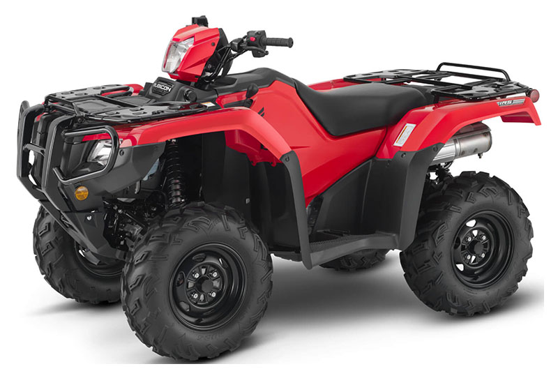 2020 Honda FourTrax Foreman Rubicon 4x4 Automatic DCT in Broken Arrow, Oklahoma - Photo 1