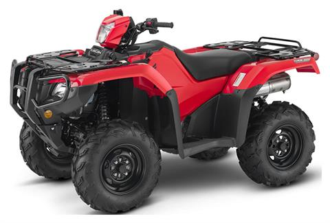 2020 Honda FourTrax Foreman Rubicon 4x4 Automatic DCT in Grass Valley, California