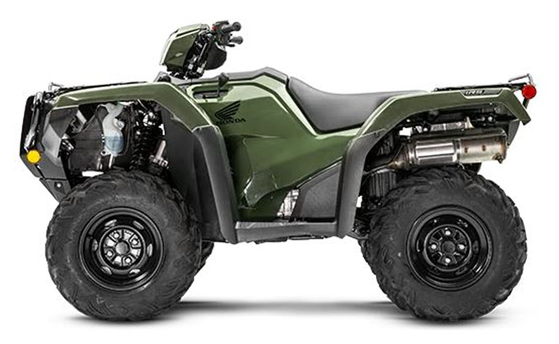 2020 Honda FourTrax Foreman Rubicon 4x4 Automatic DCT EPS in Columbia, South Carolina - Photo 2