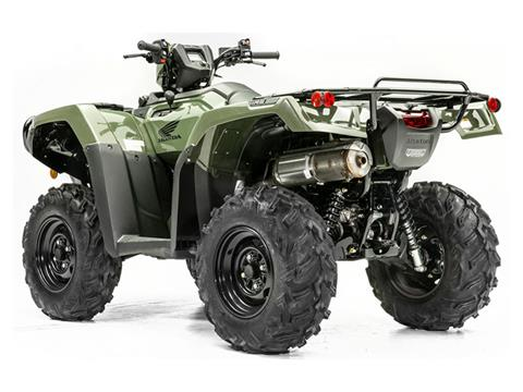 2020 Honda FourTrax Foreman Rubicon 4x4 Automatic DCT EPS in Grass Valley, California - Photo 5