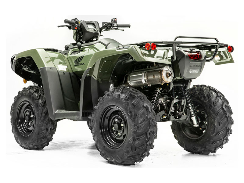 2020 Honda FourTrax Foreman Rubicon 4x4 Automatic DCT EPS Deluxe in Del City, Oklahoma - Photo 5