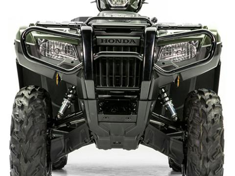2020 Honda FourTrax Foreman Rubicon 4x4 Automatic DCT EPS Deluxe in Palatine Bridge, New York - Photo 11