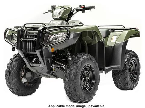 2020 Honda FourTrax Foreman Rubicon 4x4 Automatic DCT EPS Deluxe in Woodinville, Washington
