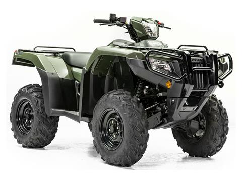 2020 Honda FourTrax Foreman Rubicon 4x4 Automatic DCT EPS Deluxe in Lincoln, Maine - Photo 3