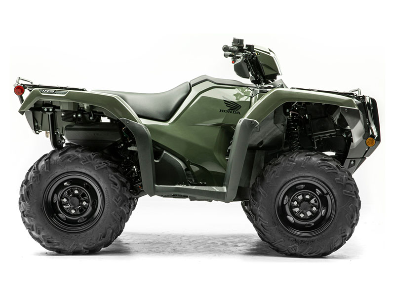 2020 Honda FourTrax Foreman Rubicon 4x4 Automatic DCT EPS Deluxe in Lincoln, Maine - Photo 4