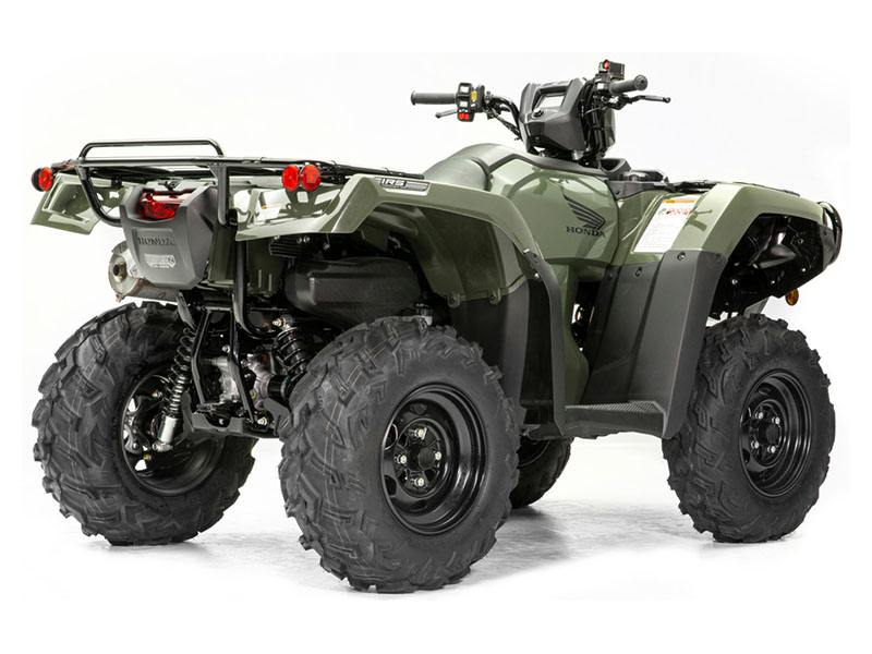 2020 Honda FourTrax Foreman Rubicon 4x4 Automatic DCT EPS Deluxe in Shawnee, Kansas - Photo 7