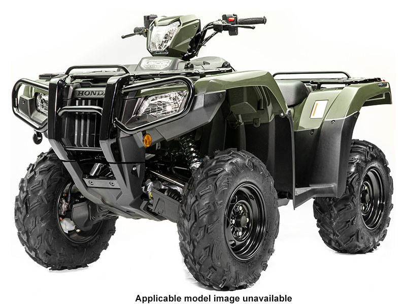 2020 Honda FourTrax Foreman Rubicon 4x4 Automatic DCT EPS Deluxe in Asheville, North Carolina