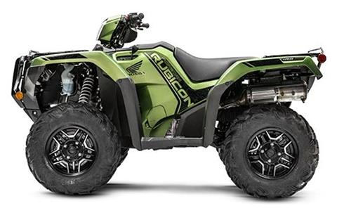 2020 Honda FourTrax Foreman Rubicon 4x4 Automatic DCT EPS Deluxe in Lima, Ohio