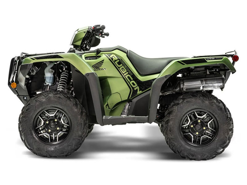 2020 Honda FourTrax Foreman Rubicon 4x4 Automatic DCT EPS Deluxe in Ames, Iowa - Photo 2