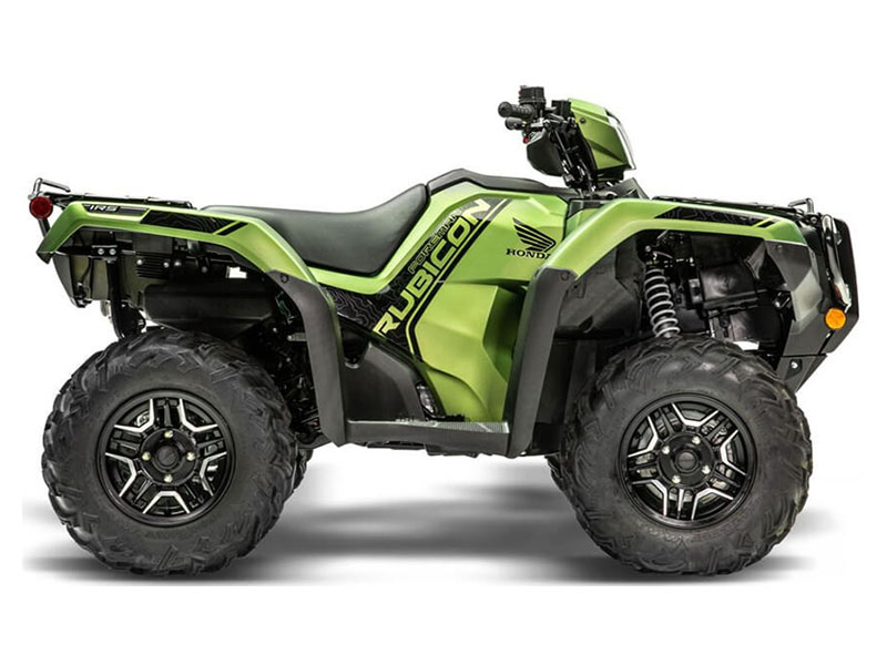2020 Honda FourTrax Foreman Rubicon 4x4 Automatic DCT EPS Deluxe in Adams, Massachusetts - Photo 2
