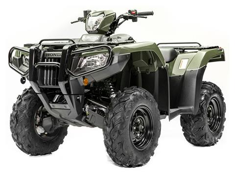 2020 Honda FourTrax Foreman Rubicon 4x4 Automatic DCT EPS Deluxe in Fairbanks, Alaska - Photo 5