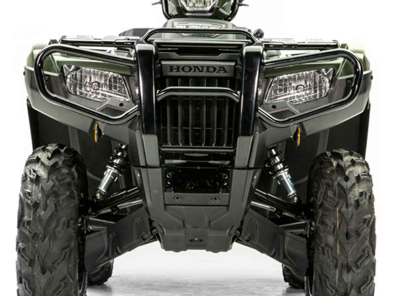 2020 Honda FourTrax Foreman Rubicon 4x4 Automatic DCT EPS Deluxe in Fairbanks, Alaska - Photo 8