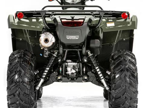 2020 Honda FourTrax Foreman Rubicon 4x4 Automatic DCT EPS Deluxe in Lincoln, Maine - Photo 9
