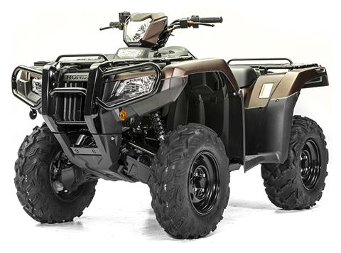2020 Honda FourTrax Foreman Rubicon 4x4 EPS in Warren, Michigan