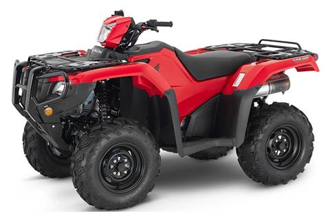 2020 Honda FourTrax Foreman Rubicon 4x4 EPS in Huntington Beach, California