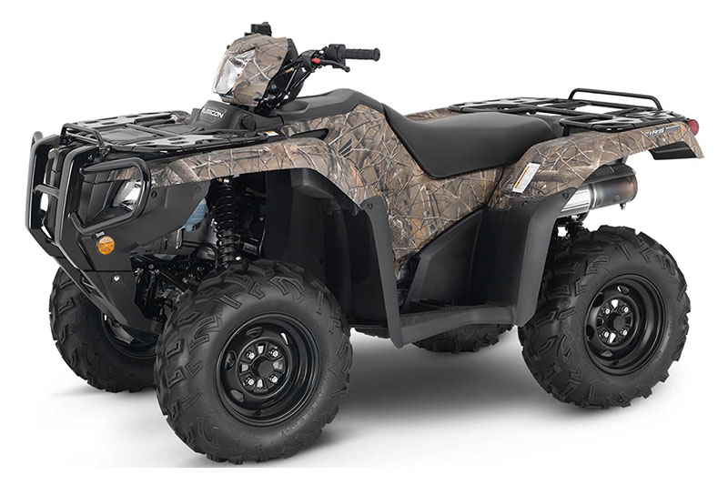 2020 Honda FourTrax Foreman Rubicon 4x4 EPS in Petersburg, West Virginia - Photo 1