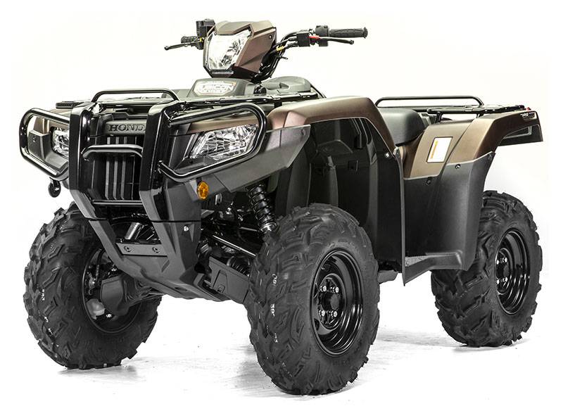 2020 Honda FourTrax Foreman Rubicon 4x4 EPS in Fremont, California - Photo 5