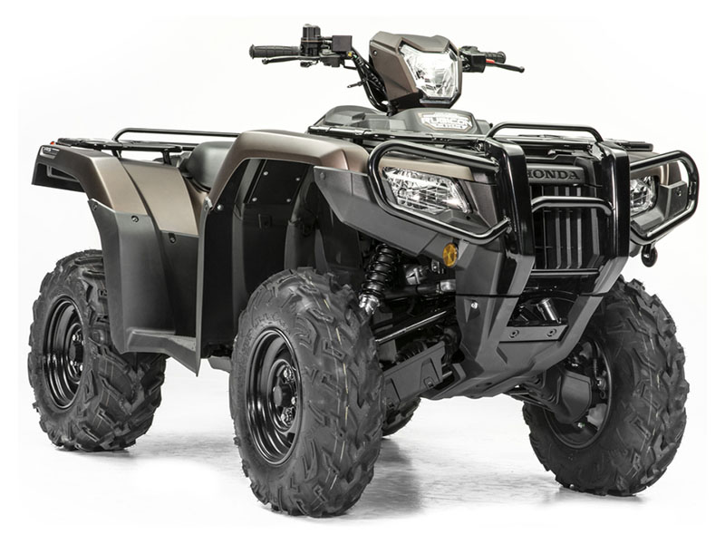 2020 Honda FourTrax Foreman Rubicon 4x4 EPS in Iowa City, Iowa - Photo 4