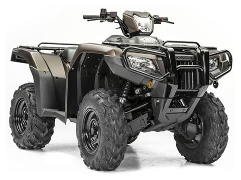 2020 Honda FourTrax Foreman Rubicon 4x4 EPS in Huron, Ohio - Photo 4