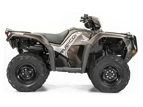 2020 Honda FourTrax Foreman Rubicon 4x4 EPS in Ukiah, California - Photo 2