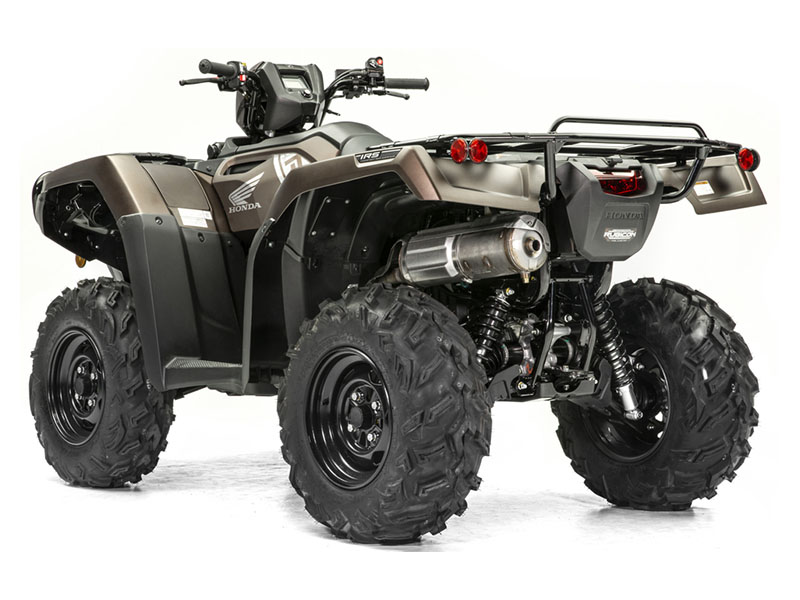 2020 Honda FourTrax Foreman Rubicon 4x4 EPS in Huntington Beach, California - Photo 5