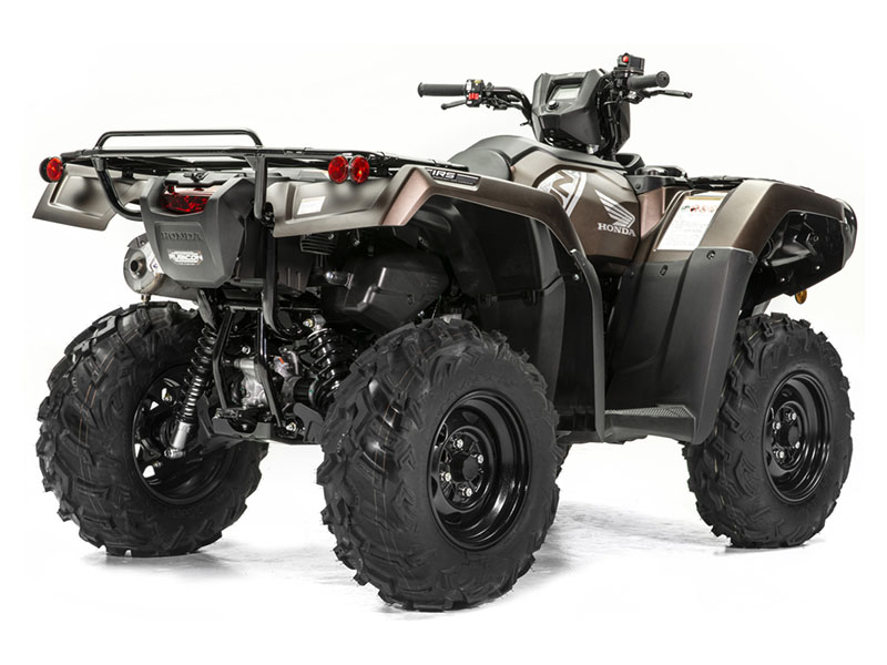 2020 Honda FourTrax Foreman Rubicon 4x4 EPS in Ukiah, California - Photo 7