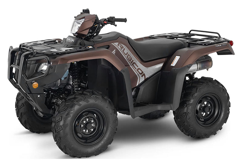 2020 Honda FourTrax Foreman Rubicon 4x4 EPS in Iowa City, Iowa - Photo 1