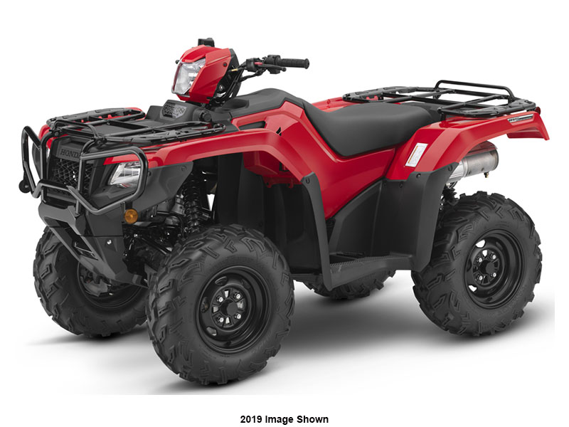 2020 Honda FourTrax Foreman Rubicon 4x4 EPS in Palatine Bridge, New York - Photo 1