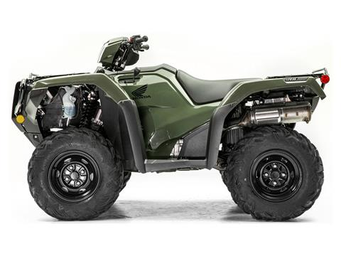 2020 Honda FourTrax Foreman Rubicon 4x4 EPS in Lincoln, Maine - Photo 5