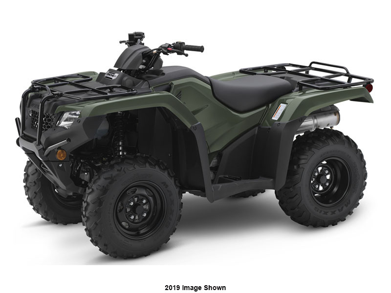 2020 Honda FourTrax Rancher in Lewiston, Maine - Photo 1