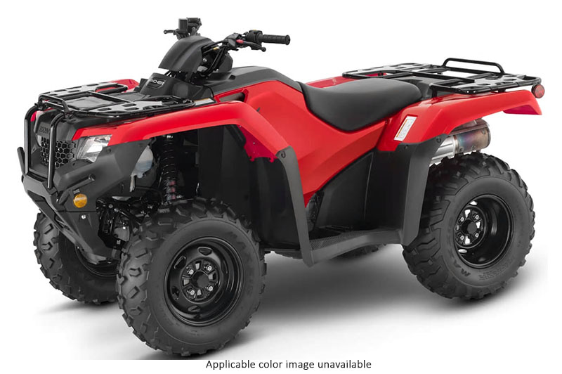 2020 Honda FourTrax Rancher in Fremont, California - Photo 1