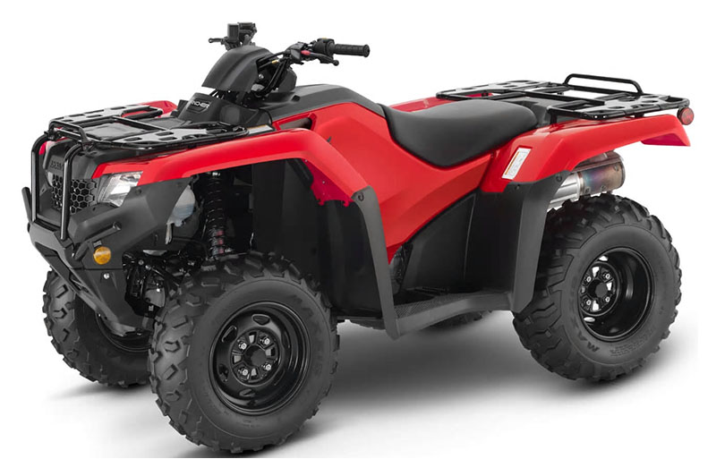 2020 Honda FourTrax Rancher in Belle Plaine, Minnesota - Photo 1