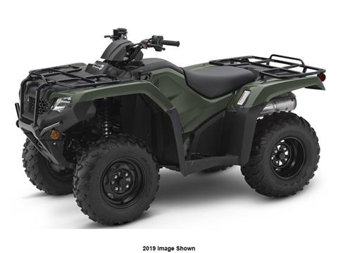 2020 Honda FourTrax Rancher 4x4 in Freeport, Illinois