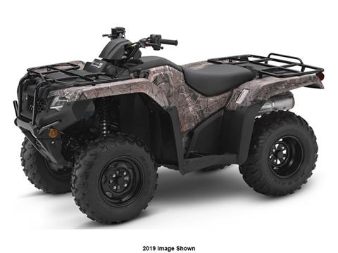 2020 Honda FourTrax Rancher 4x4 in Davenport, Iowa - Photo 1