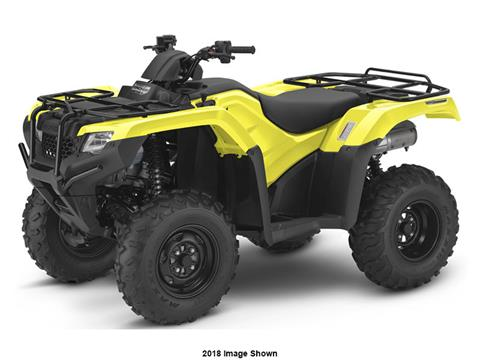 2020 Honda FourTrax Rancher 4x4 Automatic DCT EPS in Hollister, California