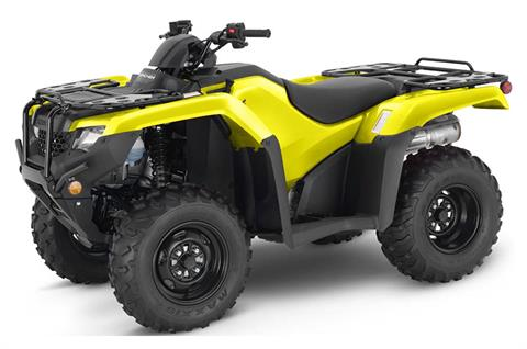 2020 Honda FourTrax Rancher 4x4 Automatic DCT EPS in Lincoln, Maine