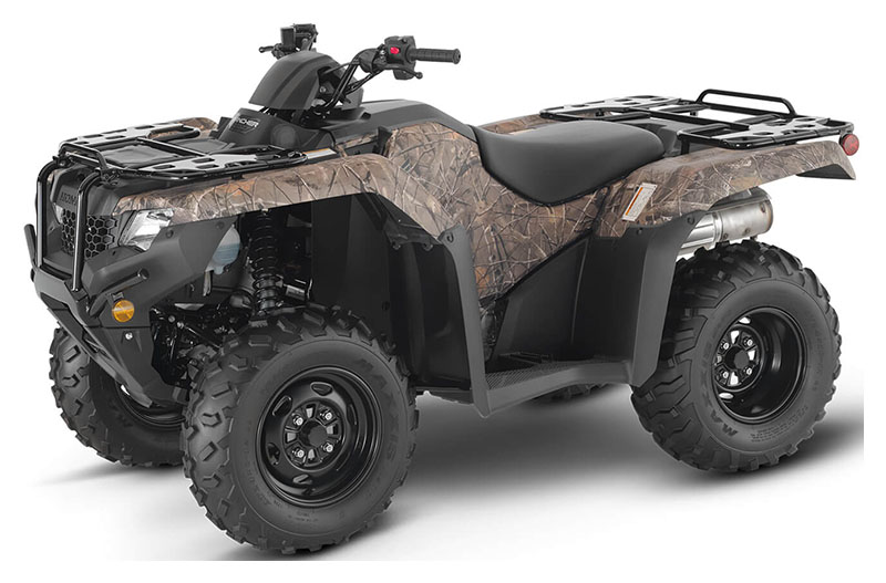 2020 Honda FourTrax Rancher 4x4 Automatic DCT EPS in Delano, California