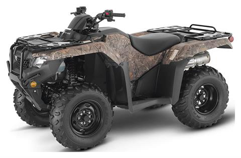 2020 Honda FourTrax Rancher 4x4 Automatic DCT EPS in Bennington, Vermont