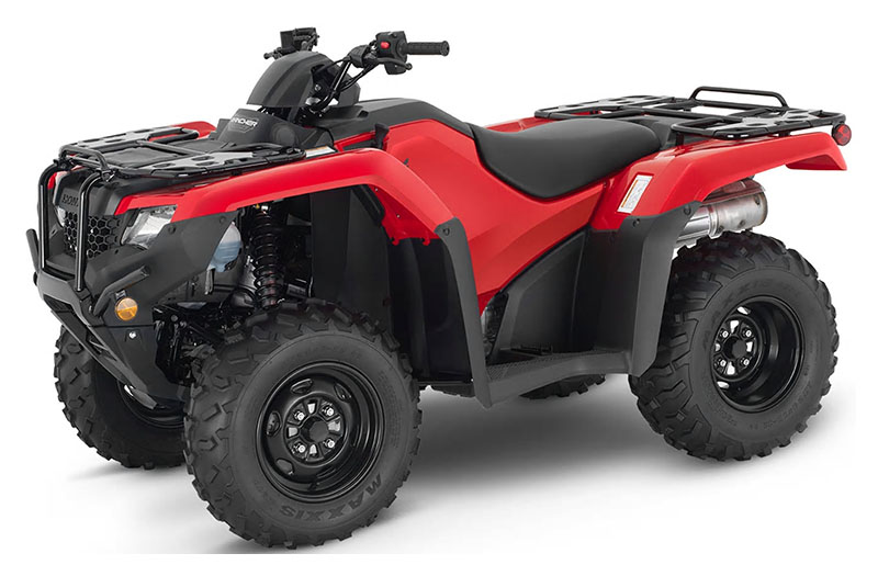 2020 Honda FourTrax Rancher 4x4 Automatic DCT EPS in Grass Valley, California