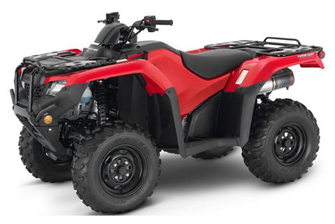 2020 Honda FourTrax Rancher 4x4 Automatic DCT IRS EPS in Bennington, Vermont