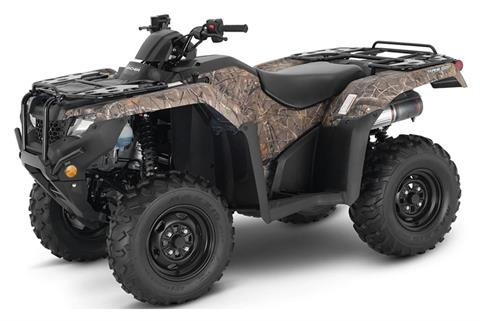 2020 Honda FourTrax Rancher 4x4 Automatic DCT IRS EPS in Escanaba, Michigan
