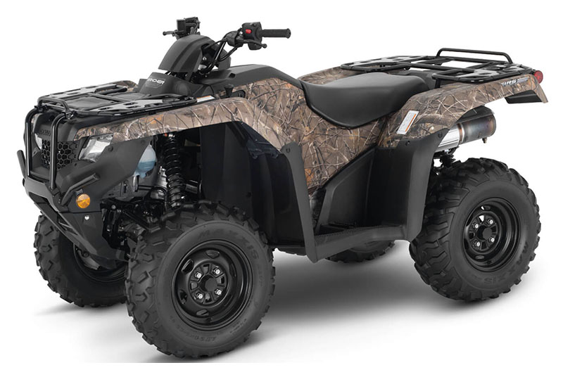 2020 Honda FourTrax Rancher 4x4 Automatic DCT IRS EPS in Clovis, New Mexico