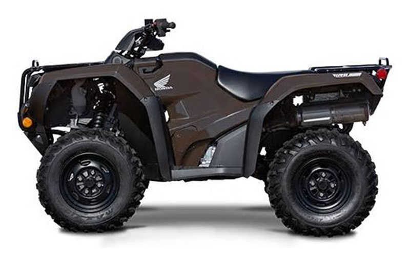 2020 Honda FourTrax Rancher 4x4 Automatic DCT IRS EPS in Lima, Ohio - Photo 1