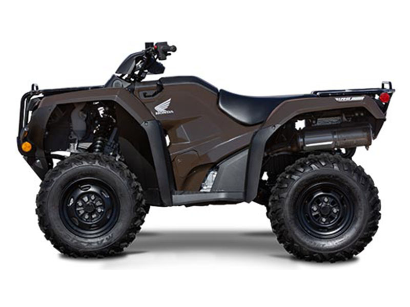 2020 Honda FourTrax Rancher 4x4 Automatic DCT IRS EPS in Tulsa, Oklahoma - Photo 1