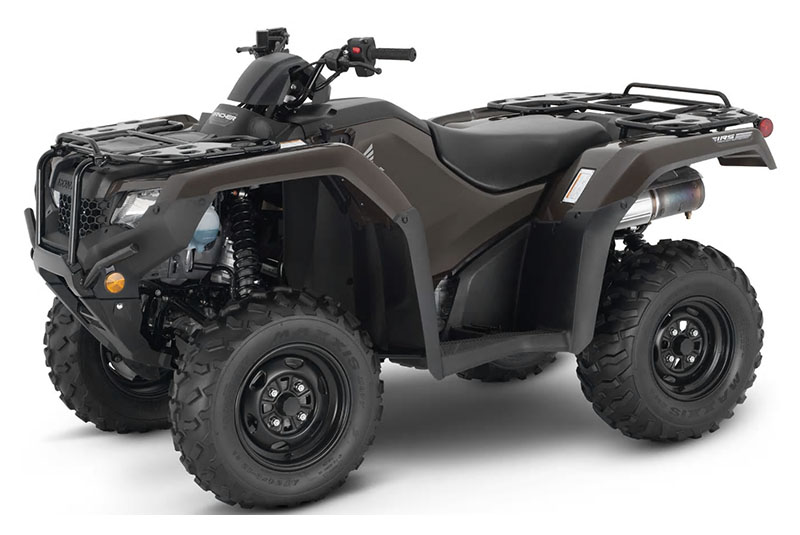 2020 Honda FourTrax Rancher 4x4 Automatic DCT IRS EPS in Merced, California