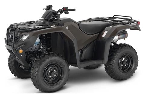2020 Honda FourTrax Rancher 4x4 Automatic DCT IRS EPS in West Bridgewater, Massachusetts