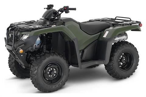 2020 Honda FourTrax Rancher 4x4 ES in Brunswick, Georgia