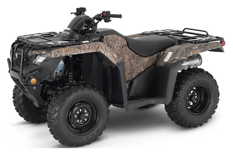 2020 Honda FourTrax Rancher 4x4 ES in Hollister, California