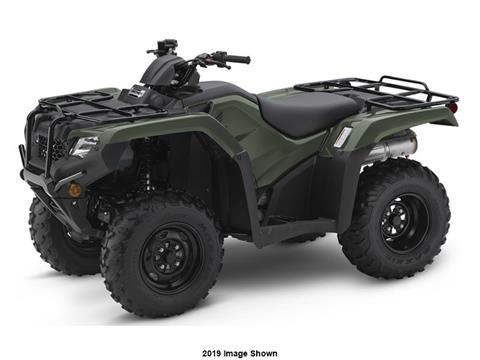 2020 Honda FourTrax Rancher ES in Freeport, Illinois